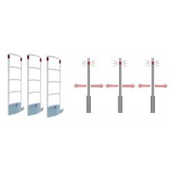 SISTEMA DUAL TREND 3G PAB+PAB+PAB (3 ANTENAS) (2 PASILLOS AMPLIADOS)