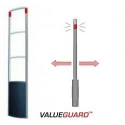 MONOANTENA VALUEGUARD QX  (1 ANTENA)  PSB  (INSTALACIÓN INCLUIDA)  ELECTRÓNICA ECO
