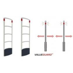 VALUEGUARD PX  MULTI (2 ANTENAS) PAB+SSB (1 PASILLO AMPLIADO)  ELECTRÓNICA ECO